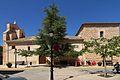 La Pesquera, Iglesia de Purificación de María, fachada principal.jpg
