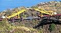 La Réunion - Route des Taarins - Ravine Fontaine Clavage arc.jpg