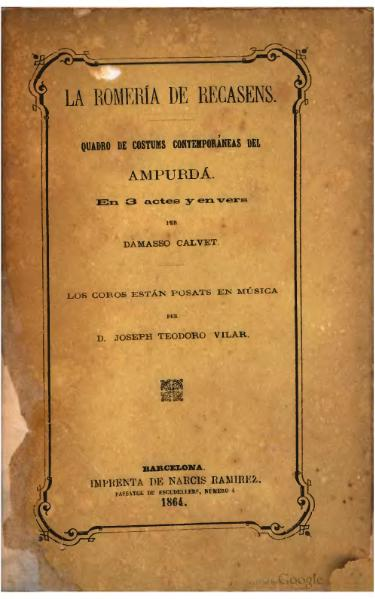 File:La Romeria de Recasens (1864).djvu