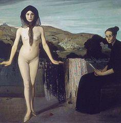 The Nude Ballerina