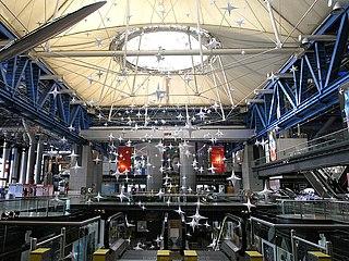 Science museum in Paris