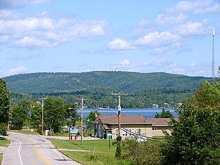 Lac-Sainte-Marie, Quebec Municipality in Quebec, Canada