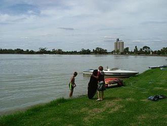 Hillston, New South Wales - Lake Woorabinda