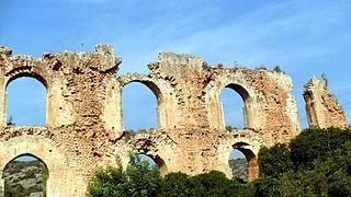 Lamas Aqueduct Roman aqueduct in Turkey
