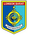 Official seal of West Lombok Regency