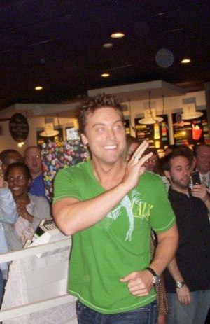 Lance Bass - Bass in Atlanta, Georgia, October 2007