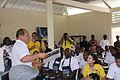 Lanzamiento del libro de cocina en Palenque, Colombia. 2014.JPG