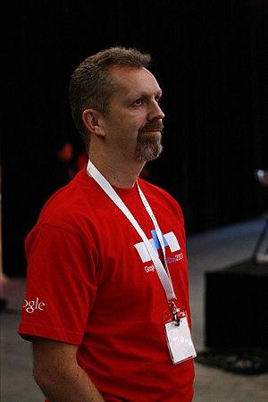 Lars Rasmussen (software developer) - Lars Rasmussen in 2007 Photo credit: Charlie Brewer