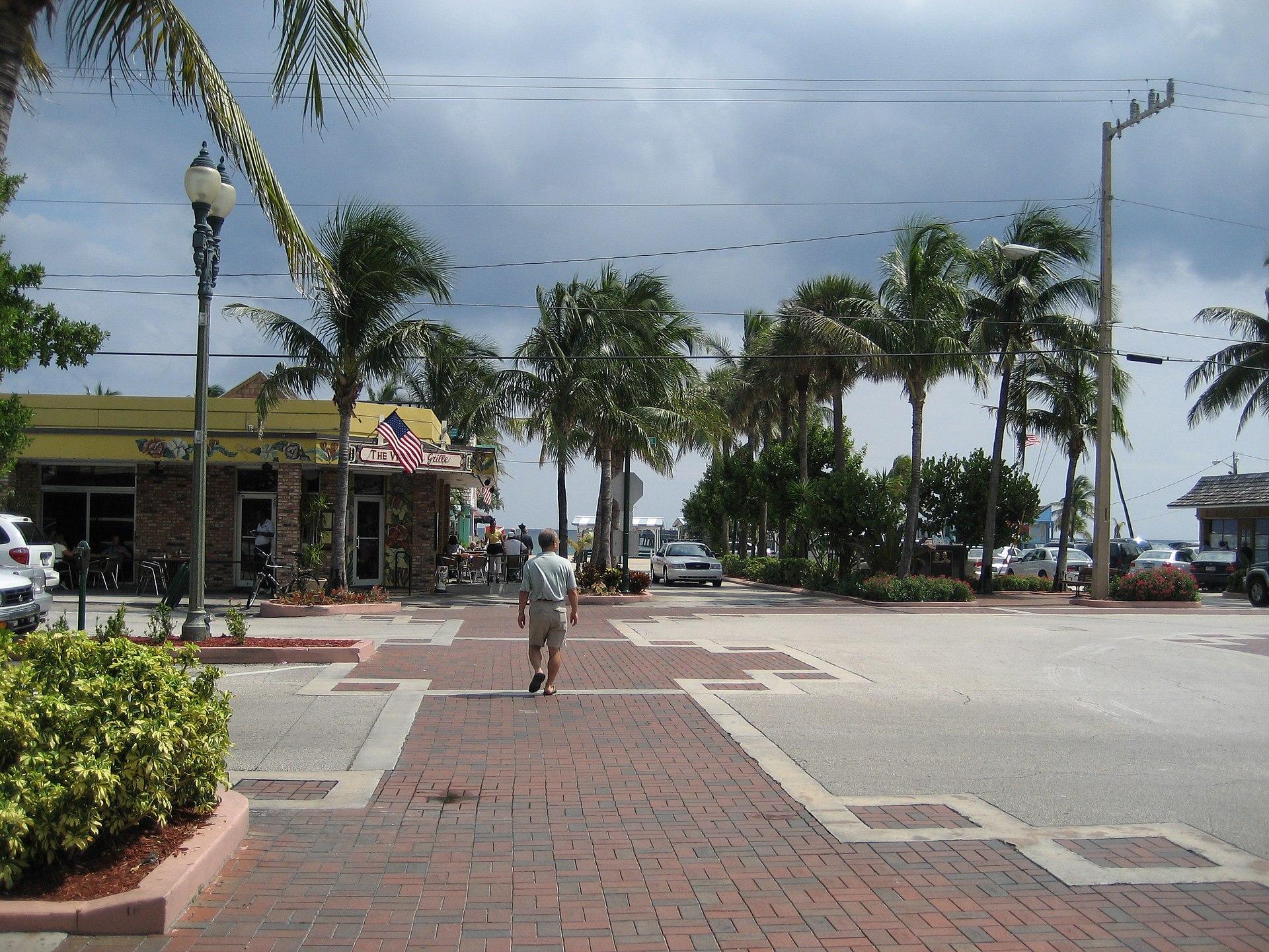 S Dixie Hwy  West Palm Beach Fl