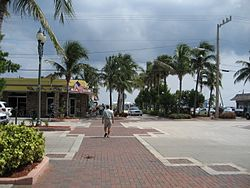 Lauderdale-by-the-Sea, Florid.