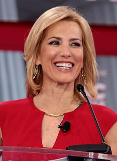 Laura Ingraham American radio and television host