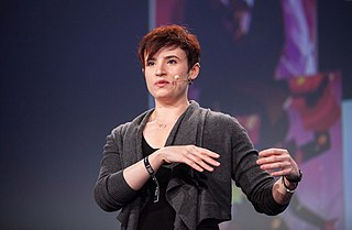 Laurie Penny English journalist