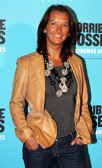 Layne Beachley - Beachley in August 2011