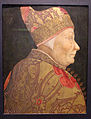 Lazzaro bastiani, ritratto del doge francesco foscari, 1460 ca..JPG