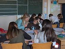 lernen durch lehren � wikipedia