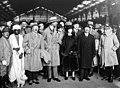 Le retour des responsables de l'expédition Citroën au Sahara 1923.jpg