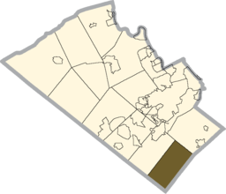 Lehigh county - Lower Milford.png