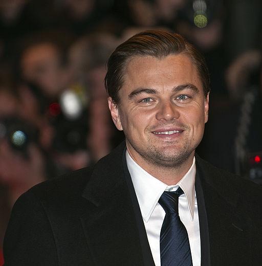 Leonardo DiCaprio crop