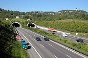 Leonberg Engelberg und Tunnel 20060608