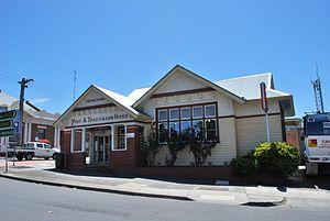 Leongatha - Image: Leongatha Post & Telegraph Office