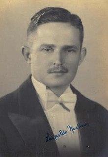 Leopoldo Nachbin