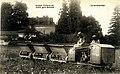 Les wagonnets sur la voie ferrée près de la tuilerie du Saix (Photo Gilles Ruy, Le Progrès).jpg