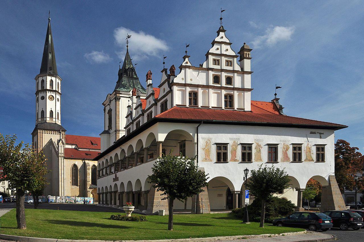 Basilika St. James di Levoča