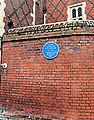 Lewis Nockalls Cottingham Blue Plaque - Bury St Edmunds. (2015-05-20 13.53.07 by Jim Linwood).jpg