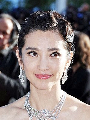 Li Bingbing - Li at the 2011 Cannes film festival