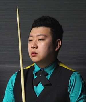 Li Hang (snooker player) - Paul Hunter Classic 2016