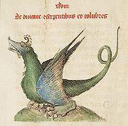 Liber Floridus page scan A, ca. 1460