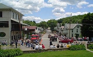 Liberty, Tioga County, Pennsylvania Borough in Pennsylvania, United States