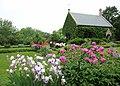 Library and garden at John Adams home.jpg
