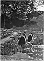 Life and Works of the Sisters Bronte - Wycoller (Bridge) (Ferndean Manor).jpg