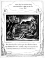 Life of William Blake (1880), Volume 2, Job illustrations plate 7.png