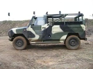File:Light tactical vehicle Skorpion-2M.ogv