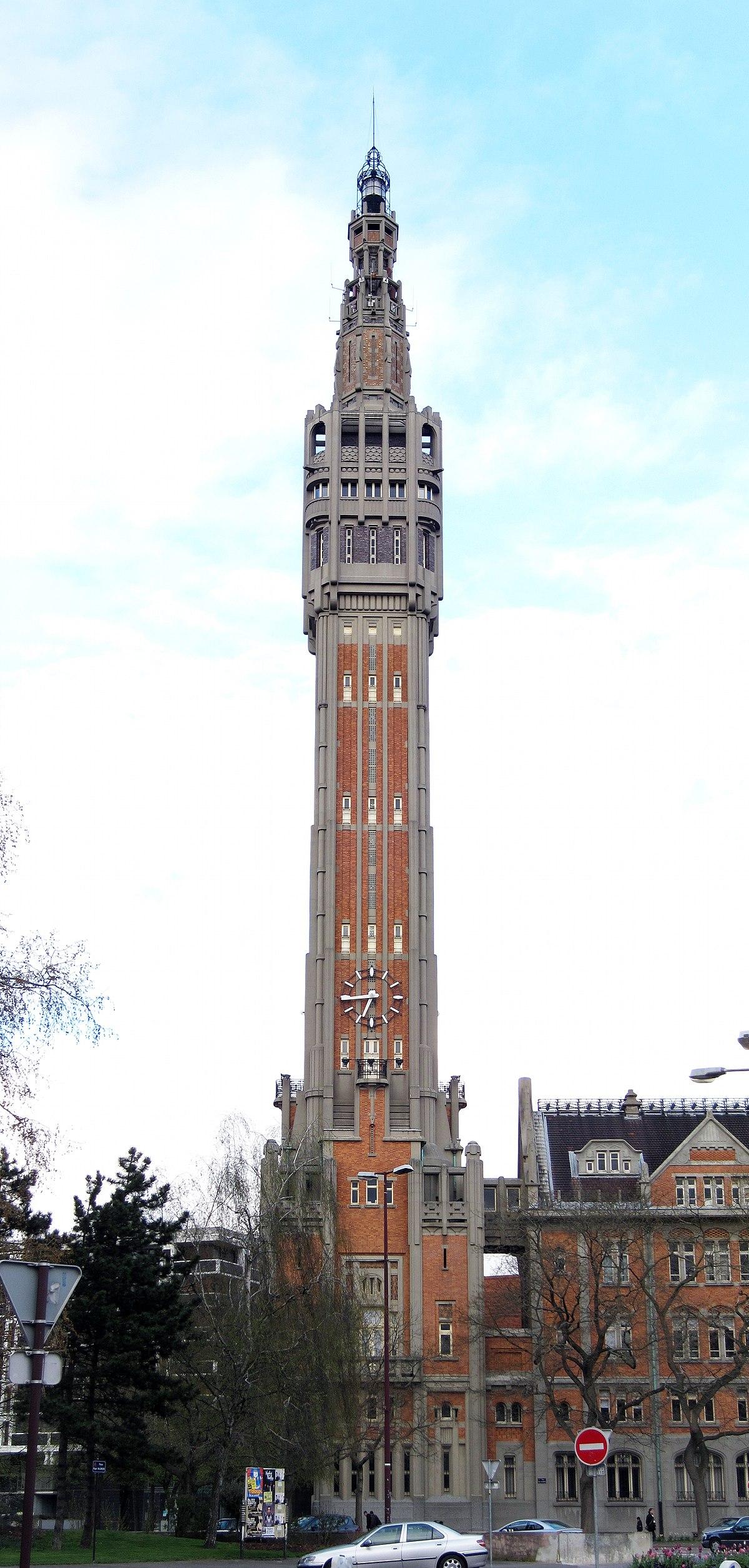 Beffroi De Lille  U2014 Wikip U00e9dia