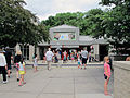 Lincoln Children's Zoo entrance, Lincoln, Nebraska, USA.jpg