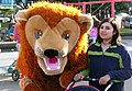 Lions Match day - Another British lion Wellington New Zealand 2 July 2005 2 July 2005.jpg