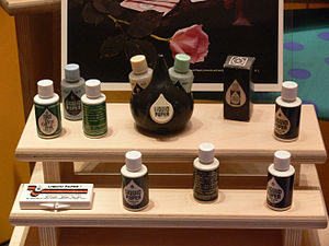 Liquid Paper - Liquid Paper products on display at The Women's Museum in Dallas, Texas