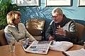 Lisa Murkowski with Steven Dillingham 01.jpg
