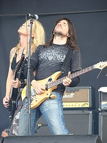 Ron Quot Bumblefoot Quot Thal Wikipedia