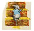 Little Gray Mouse - Climbing Up to the Attic (62).png