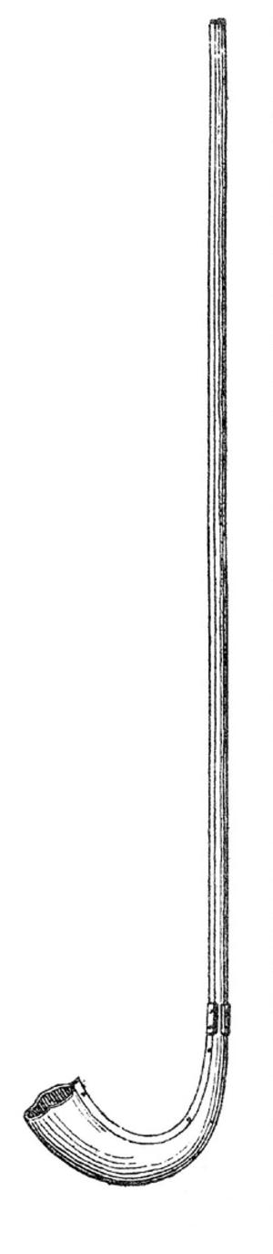 Lituus - Etrusco-Roman lituus (instrument)