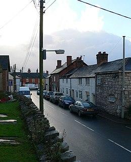 Llandyrnog Human settlement in Wales