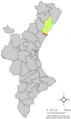 Localització d'Almassora respecte del País Valencià.png