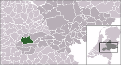 Location of Meteren