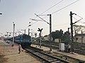 Locomotive in Khurda road railway station (January 2019).jpg