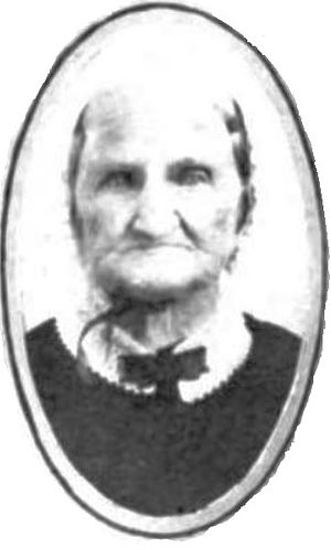 Alpheus Cutler - Lois Lathrop Cutler, wife