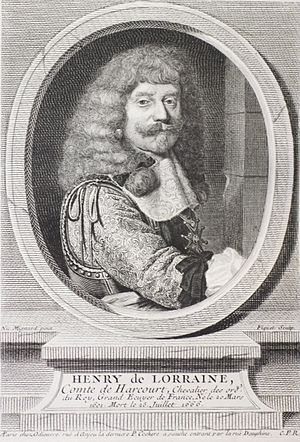 Henri, Count of Harcourt - Image: Lombards Library 012
